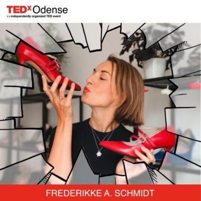 Frederikke A Schmidt